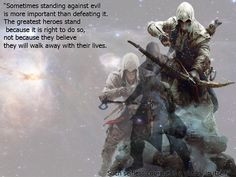 assassin's creed quotes - Google Search More
