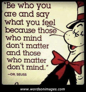 Dr seuss friendship quotes