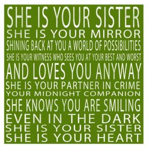 today is my sisters birthday happy birthday sissy