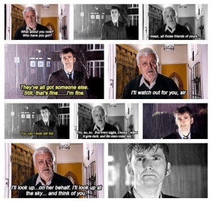 doctor who quotes about friendship