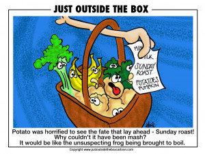 comic Archives - Page 38 of 52 - Just Outside the Box Cartoon