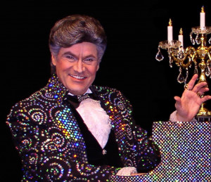 Photos of Liberace tribute performers (Liberace impersonators)