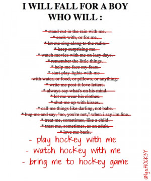 from Tomas quotes about dating hockey players