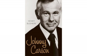 , Johnny Carson's lawyer, is promoting his memoir