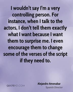 Controlling Quotes