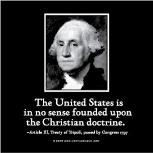 ... christian fundamentalists claim america was founded as a christian