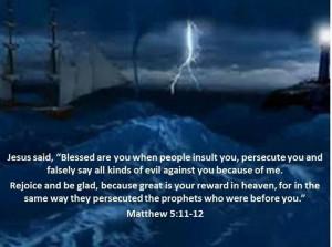 Vengeance is God's!