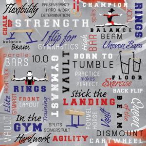 Gymnastics Quotes And Poems Gymnastics Poems