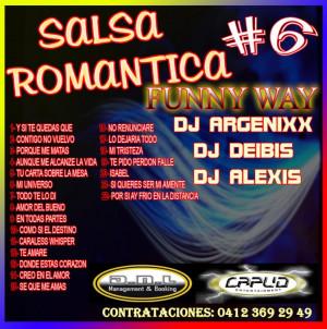 Portal Djs Salsa Romantica Funny Way
