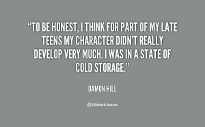 Damon Hill Quotes