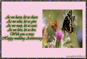 Happy Anniversary quotes for wife, anniversary quotes for husband ...