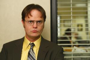 Rainn Wilson as Dwight Schrute (photo: WENN.com)