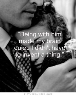Love Quotes Brain Quotes Peaceful Quotes Inner Peace Quotes Him Quotes ...