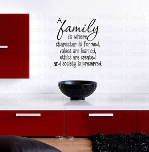 Family Values quote #2