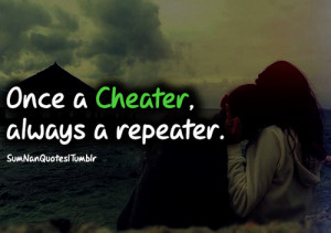 Quotes For Girls About Boys Cheating