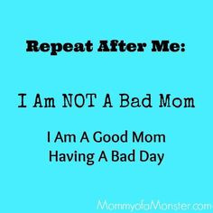 Bad Mother Quotes For Facebook ~ Bad Mom on Pinterest