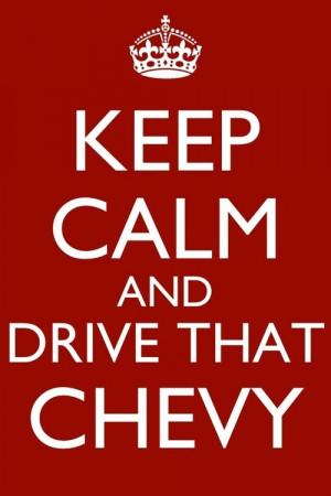 Chevys!!