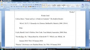 Mla formatting quote citations and works cited Views: 226