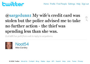 credit card jokes quotes of an Umbrella Insurance Policy