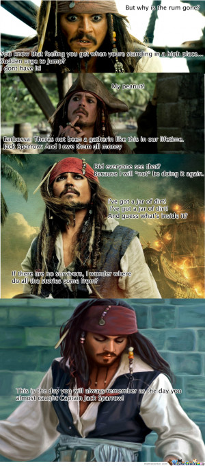 Jack Sparrow Quotes #1