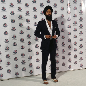 Waris Ahluwalia at Moncler PartyWaris Ahluwalia, Moncler Parties, Art ...