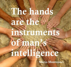 maria montessori quotes on practical life - Google Search