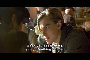 bob dylan, leonardo dicaprio, pattyat, quote, quotes, titanic