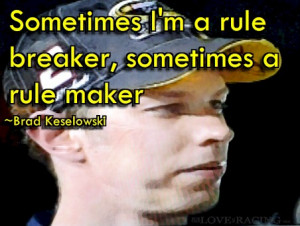 NASCAR Quotes from drivers & personalities