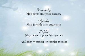 30 Heartfelt Sympathy Quotes