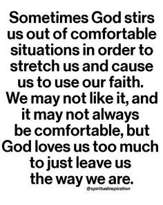 ... Christians, Challenges, Christian Quotes, Comfort Zone, Thought, Gods