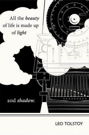 Leo Tolstoy Quote Beauty