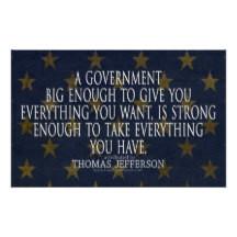 Anti Big Government Quotes