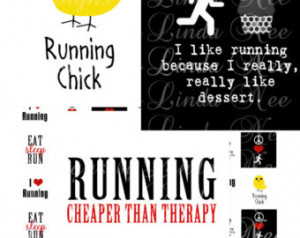 Funny Running Cross Country Quotes Instant download - running