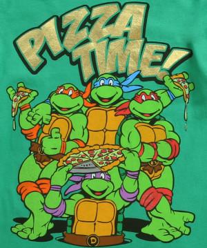 Teenage Mutant Ninja Turtles Long Sleeve Toddler T-Shirt alt