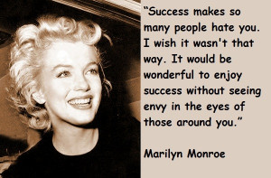 35+ Well-Praised Marilyn Monroe Quotes