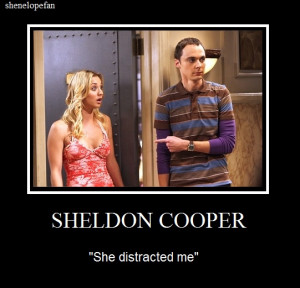 The Big Bang Theory Sheldon Cooper