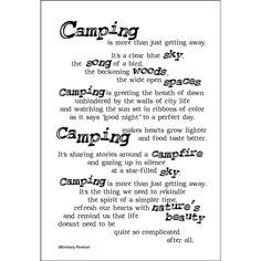 words scrapbook paper   Camping Stickers For Scrapbooking   Quotes ...