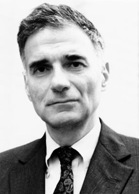 ralph nader ralph nader was born february 27 1934 and is an american ...