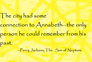 Heroes of Olympus Quotes