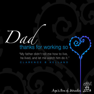 Miss My Daddy Quotes Dad. thank you sayings