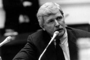 Rep Jim Moran at a congressional hearing Photo courtesy Moran 39 s