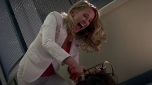 ... high heel shoe anna camp is the best nobody does camp better than camp