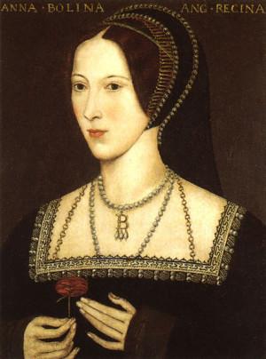 King Henry VIII Anne Boleyn, Second Wife of Henry VIII