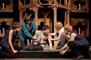 The Death of Mercutio from Romeo and Juliet