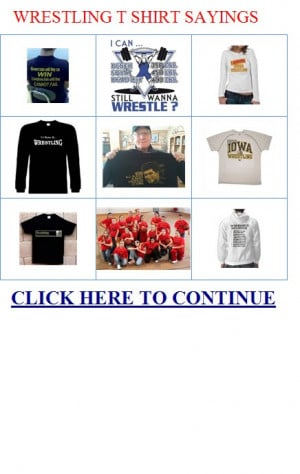 Shirt Quotes Wrestling Funny