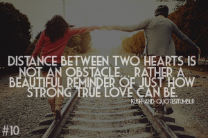 Distance Quotes For Couples And quotes,cute,couple,