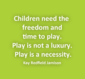 Children learn as they play. Most importantly, in play children learn ...
