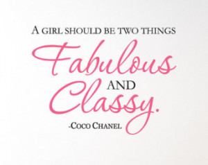 Classy Quotes For Girls
