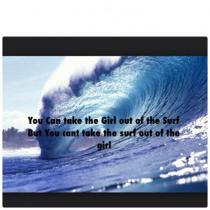 Surfer Girl Surfing Quotes