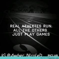 Inspirational Cross Country...
